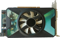 Video card Royalty Free Stock Photo