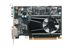 Video card Royalty Free Stock Photos