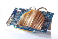 Video card for PC Royalty Free Stock Image