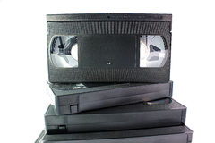Video cassete Royalty-vrije Stock Afbeelding