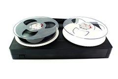 Video cassete Royalty-vrije Stock Foto