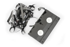 Video cassette Royalty Free Stock Photos