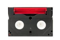 Video cassette stock photo