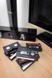 Video cassette Royalty Free Stock Image