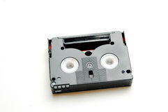 Video cassette dv Stock Images