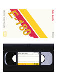 Video cassette. Royalty Free Stock Photography