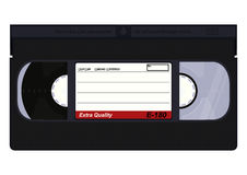 Video cassette. Royalty Free Stock Photo