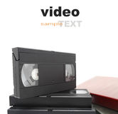 Video Cassette Stock Images