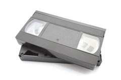 Video Cassette Stock Image