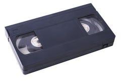 Video cassette isolated on white background. Video cassette VHS Stock Photo