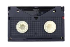 Video cassette macro Stock Photography