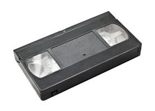 Video cassette tape Stock Images
