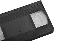 Video Cassette Tape Royalty Free Stock Photography