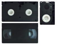 Video cassette VHS Stock Photo
