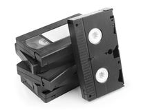 Video Cassette Stock Photos