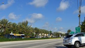 Video of Collins Avenue stock footage