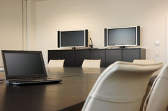 Video Conference Room Stock Photography