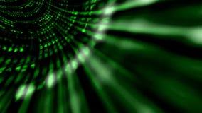 Data matrix tunnel technology. Video of data matrix tunnel technology stock footage