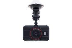 Video de la cámara del coche Imágenes de archivo libres de regalías