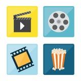 Video design. Stock Photo