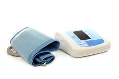 Video di pressione sanguigna Fotografia Stock