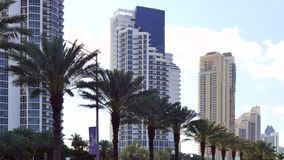 Video di Sunny Isles Beach FL 4k video d archivio