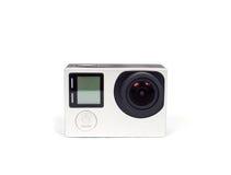 Video digital kamera för extrem handling Royaltyfria Foton