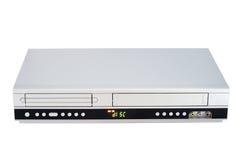 Video DVD und VHS-Einheit lizenzfreie stockbilder