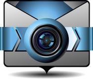 Video email Fotografia Stock Libera da Diritti
