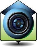 Video email Arkivbild