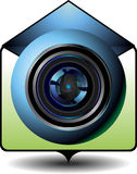 Video email Stock Photography