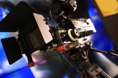 video för vektor för kameraillustration realistisk arkivbilder