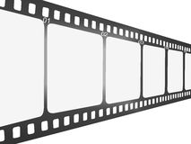 Video film stripe Stock Image