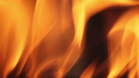 Video Fire Background stock footage