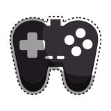 Video game control icon Royalty Free Stock Images