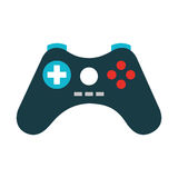 Video game control icon Stock Image