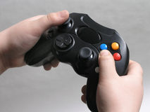 Video Game Controller 1 Royalty Free Stock Image