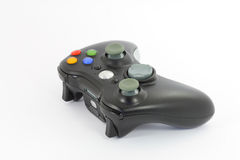 Video Game Controller. A modern video game controller stock photography