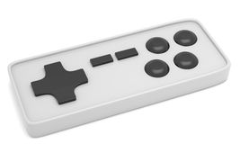 Free Video Game Controller Royalty Free Stock Photography - 15854927