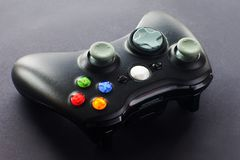 Video game controller Royalty Free Stock Image
