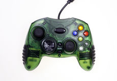 Video game controller stock image
