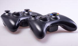 Video Game Controller childhood Stock Photos