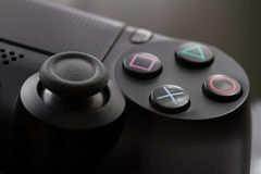 Video game controller from the console Royalty Free Stock Photos