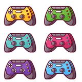 Video Game Controller Icon Royalty Free Stock Photography