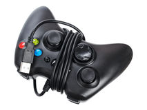 Video game controller Royalty Free Stock Photos