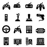 Video game Controller, Joystick Gamepad icon Royalty Free Stock Photography