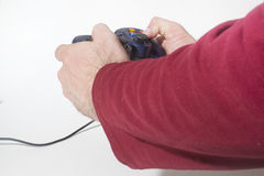 Video Game Controller Stock Photo