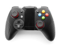 Video game controller. On white background Royalty Free Stock Photo
