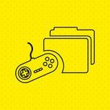 video game design Royalty Free Stock Photos