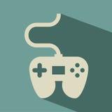 Video game design Royalty Free Stock Image